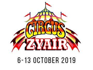 Circus Zyair at Hereford Racecourse in October 2019