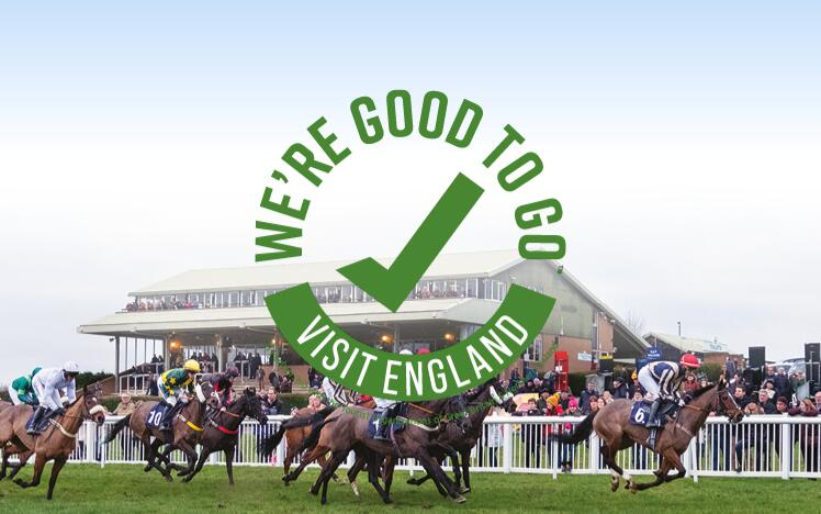 Hereford Racecourse has successfully completed Visit England's UK-wide industry 'We're Good To Go' accreditation mark